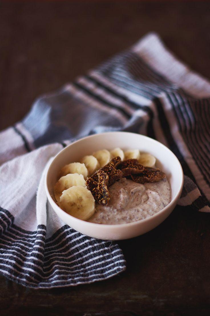 Budwig breakfast - vegan, gluten-free
