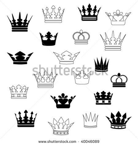 Crown ideas for ring tattoo