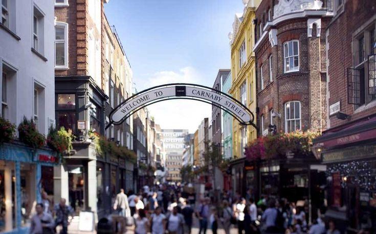Shaftesbury profit grows 47pc as London rent rises - Telegraph