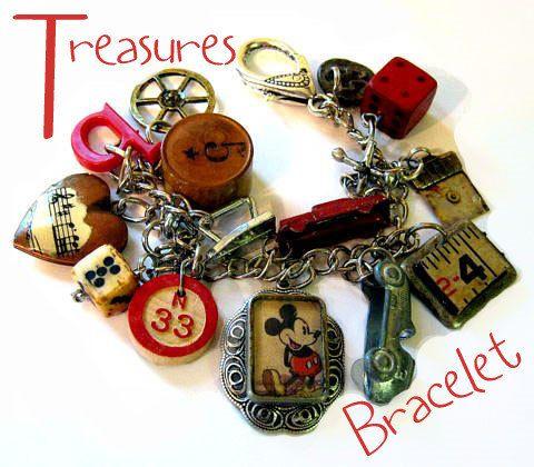 Memories Charm Bracelet