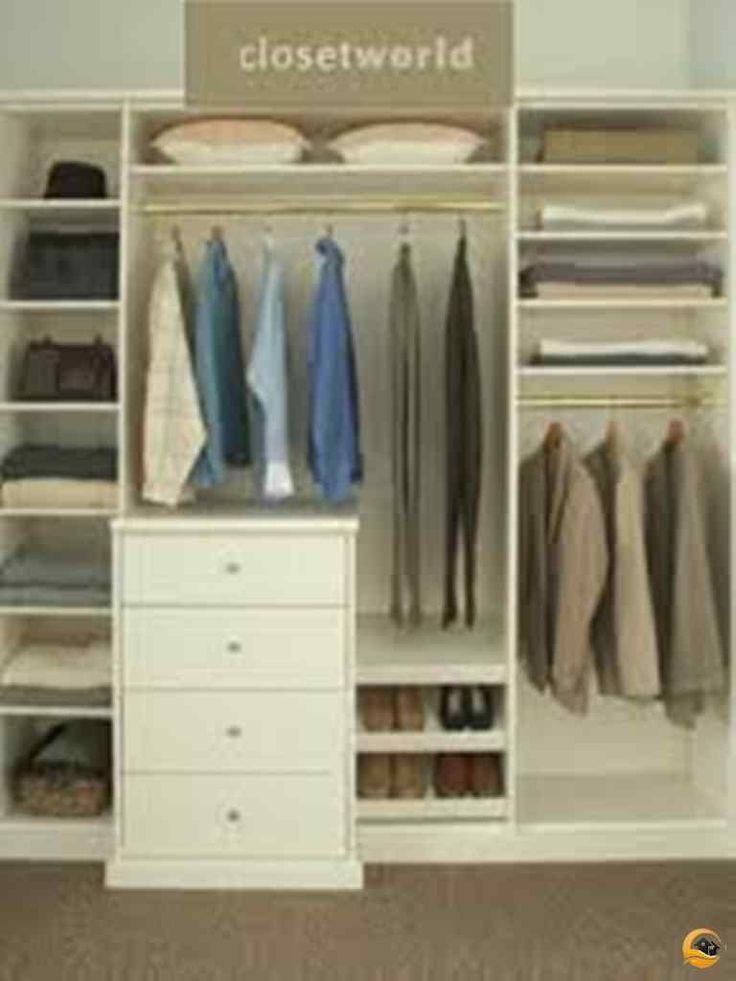 12 Best Bedroom Closet Images On Pinterest | Cabinets, Ikea Closet System  And Bedroom Closets