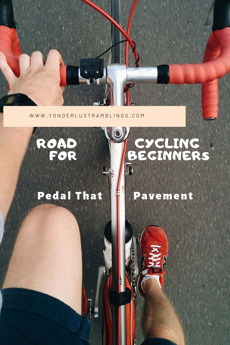 Pedal That Pavement With This Guide To Road Cycling For Beginners