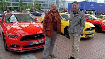 Cette semaine, direction l'Allemagne pour Dominique et Safet qui ont découvert la Bavière à bord de la toute nouvelle Ford Mustang, la première de l'histoire à être commercialisée en Europe.