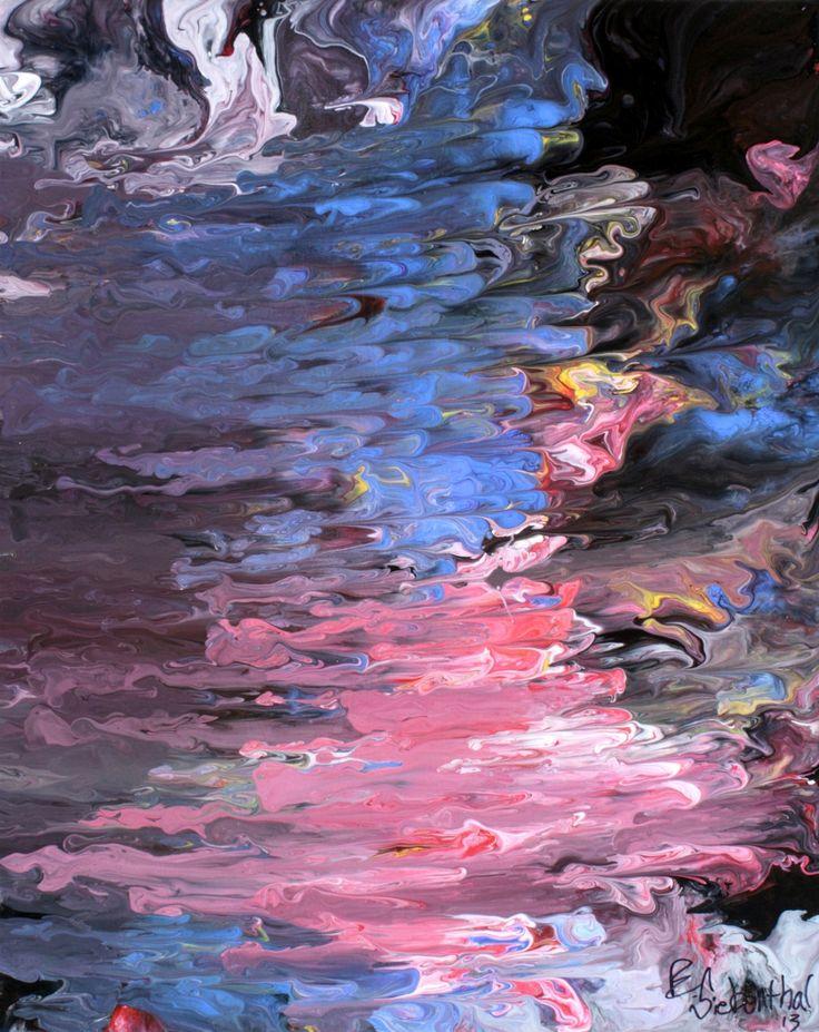 Smoke n Mirrors - Eric Siebenthal - Acrylicmind.com