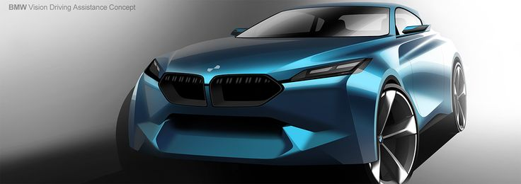 BMW Vision Driving Assistance Concept on Behance