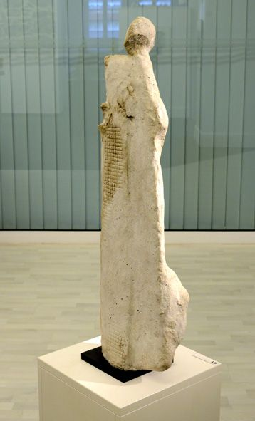 Yolande Biver: Sculptures 2011