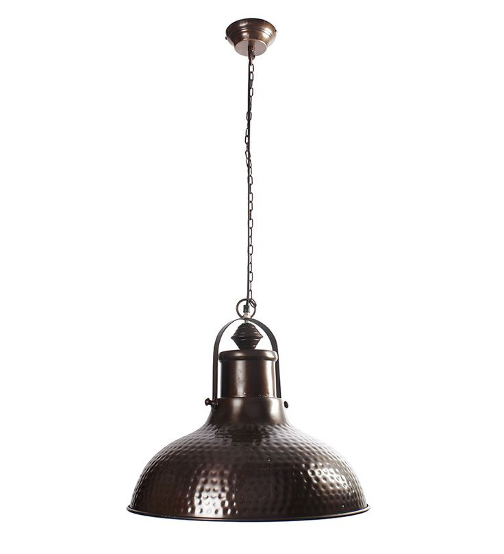 Ethnic Roots Bronze Finish Metal Pendant Light by Ethnic Roots Online - Hanging Lights - Lamps & Lighting - Pepperfry Product