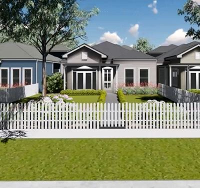 house by Dartanyon Homes designed specifically for Tullimbar Village