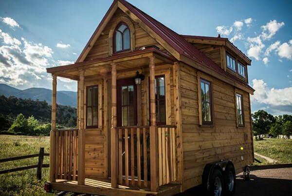 264 besten tiny houses bilder auf pinterest kleine h user bauwagen und kleines zuhause. Black Bedroom Furniture Sets. Home Design Ideas