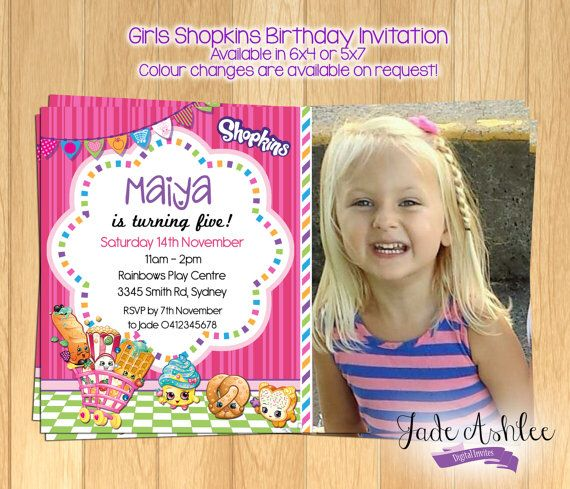 91 Best Images About Shopkins Birthday Party On Pinterest: 76 Best Images About Shopkins 6th Birthday Party! On