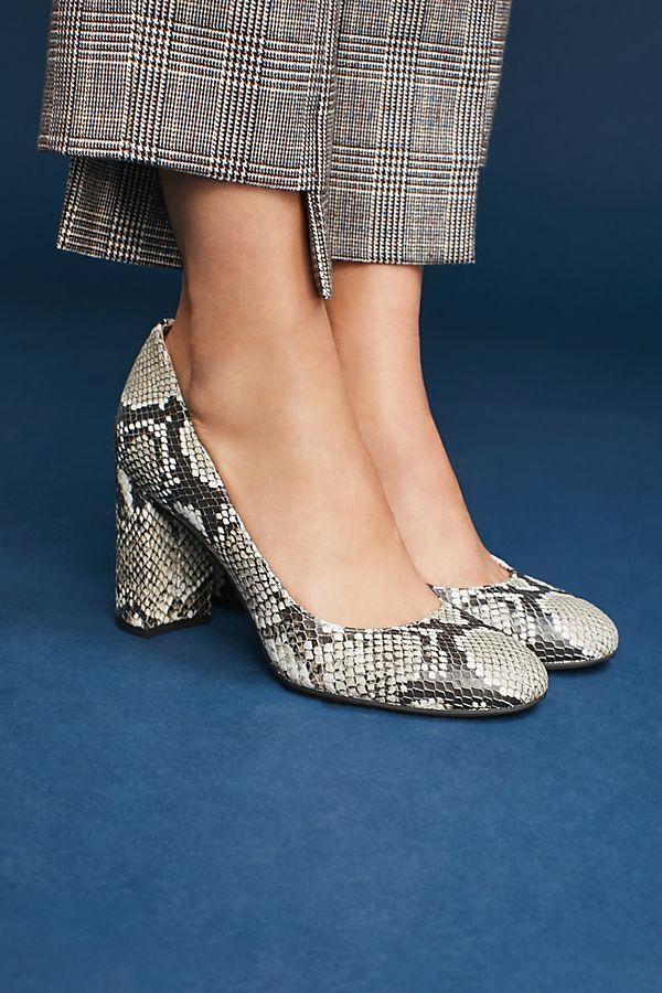 f9aee8d195e Slide View  4  Sarto by Franco Sarto Aziza Snake-Printed Heels