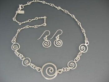 Fine Silver Chain | Necklace In Silver | Necklaces Croghan NY