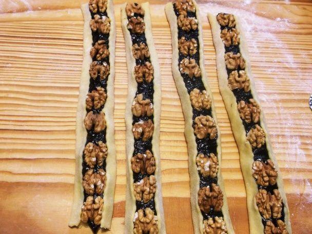 Lekvárovníčky s orechami (fotorecept) - obrázok 5