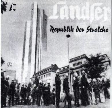 """Republik der Strolche"" by Landser"