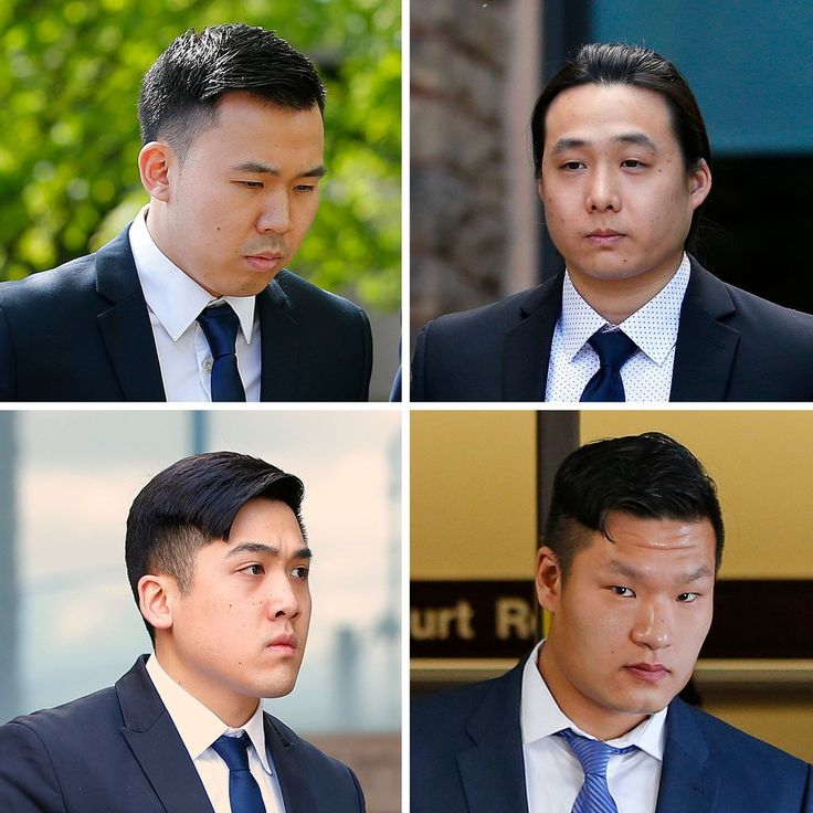 A Baruch College freshman died after taking part in a fraternity hazing, and the fraternity was convicted of aggravated assault and involuntary manslaughter.