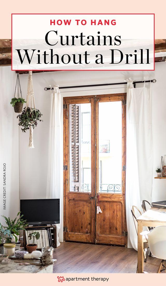 Renter Friendly Window Treatment Ideas That Don 39 T Damage
