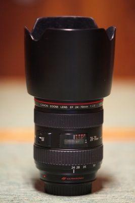 Le zoom EF 24-70 mm f/2,8L USM est un modèle de très haut de gamme. Développé pour succéder à l'EF 28-70 mm f/2,8L USM il apporte une focale plus grand-angle,#Location Objectif pour appareil photo #Canon ef 24-70mm f/2.8l usm #Toulouse (31000)_http://www.placedelaloc.com/location/multimedia-high-tech/appareil-photo-accessoires-photo