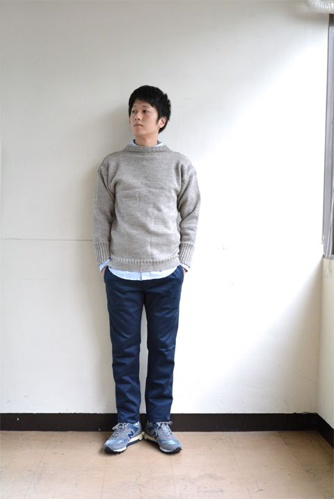 Double Tree(ダブルツリー) Chino Trousers(チノトラウザース) M1 TYPE ネイビー