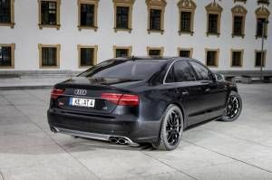 640PS Audi S8 tuned by ABT Sportsline