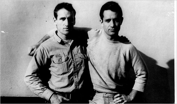 Kerouac / Cassady