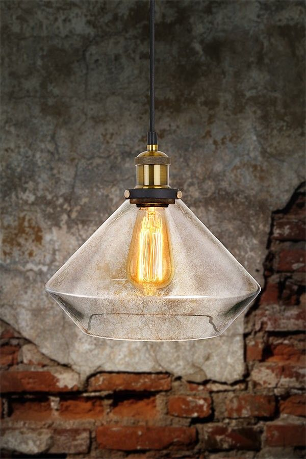 Luna Vintage Pendant Light