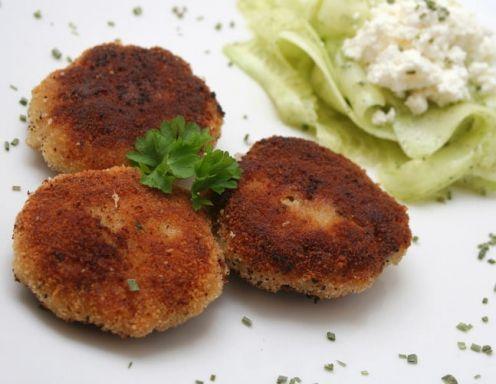 Fischlaibchen - Rezept - ichkoche.at