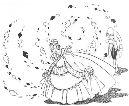 Marie Antoinette from Rose of Versailles