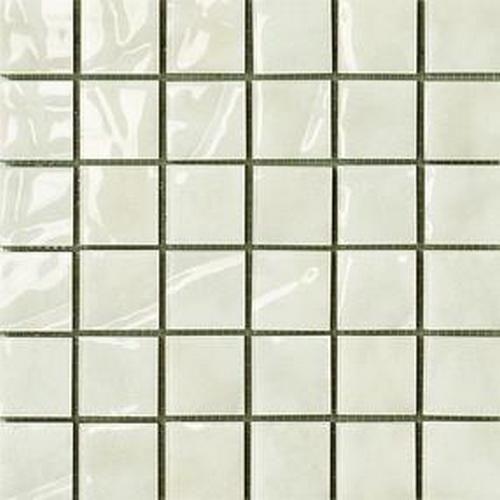 #Settecento #Musiva Beige Ecru 4,5x4,5 on grid 28,6x28,6 cm 100405   #Glas on ceramic   on #bathroom39.com at 156 Euro/sqm   #mosaic #bathroom #kitchen