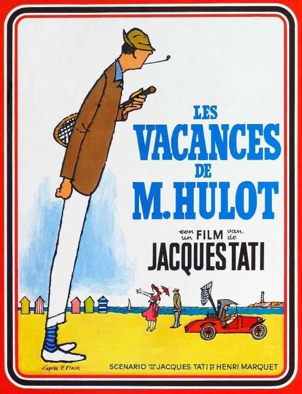 Les vacances de Monsieur Hulot                                                                                                                                                     Plus