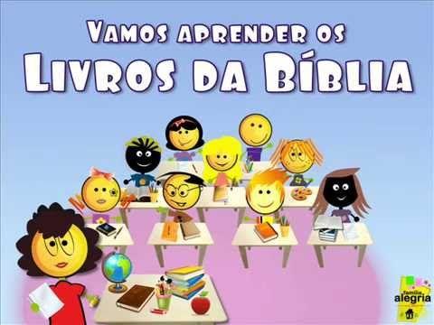 OS LIVROS DA BÍBLIA - Diante do Trono - YouTube                                                                                                                                                      Mais