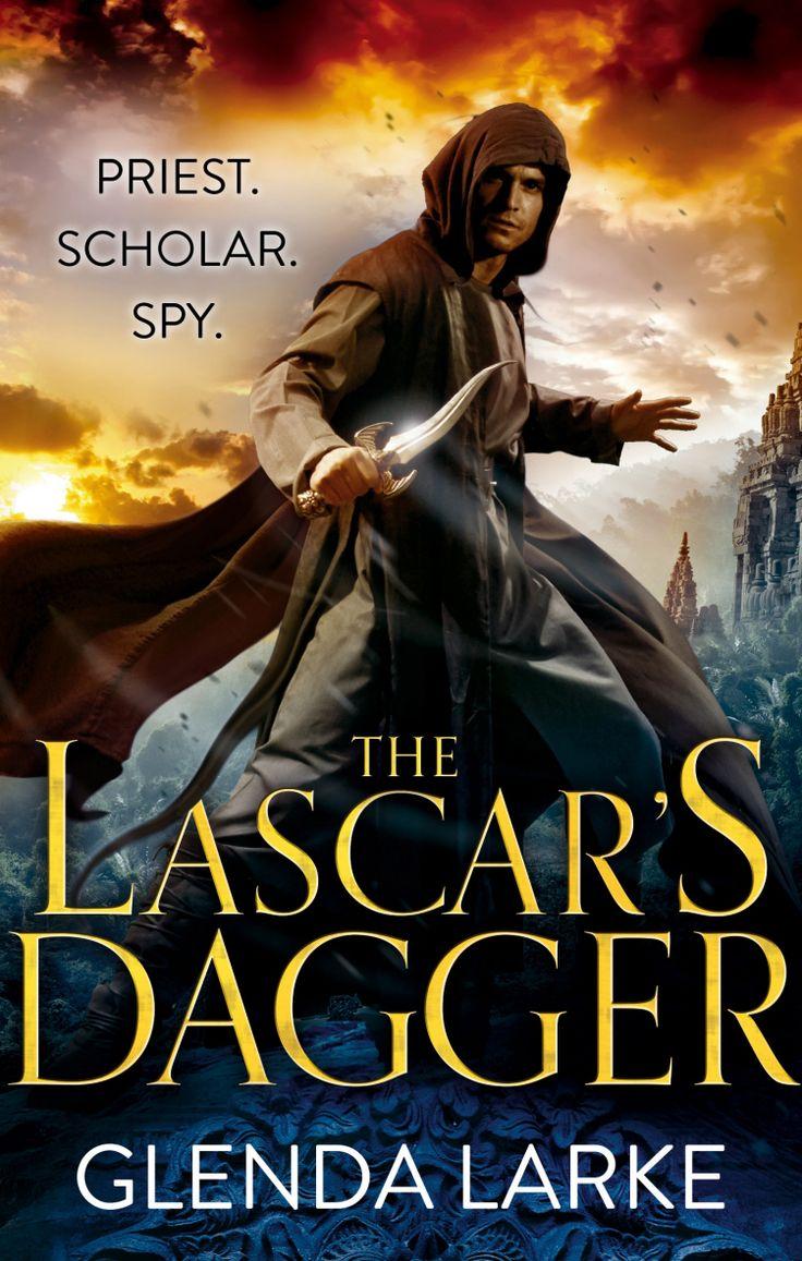The Lascar's Dagger: The Forsaken Lands Bk 1 by Glenda Larke  WANT
