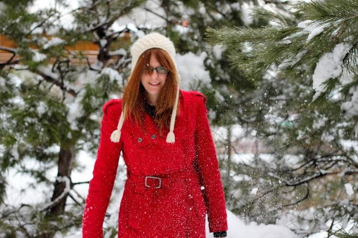 #PotentialistCanada - Trip Purpose 1: Improve my photography skills - A snowy day in Korea