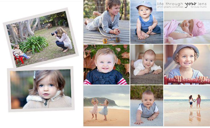 Sydney Child Photography Workshop