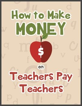 I made over $30,000 in my first two years on Teachers Pay Teachers!  Can you? Find out for FREE!  Believe me: $30k will go a long way toward supplementing your teacher salary and helping out with family expenses! Well, my husband and I have put together a comprehensive video course that tells anyone exactly how to do it step-by-step.