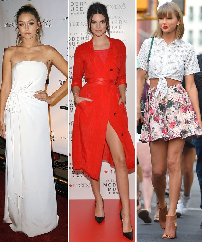 Gigi Hadid Explains Why Taylor Swift and Kendall Jenner Are Her Closest Celebrity BFFs from InStyle.com