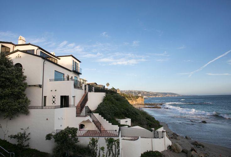 Diane Keaton's Former Laguna Beach Home Hits the Market for $16 Million