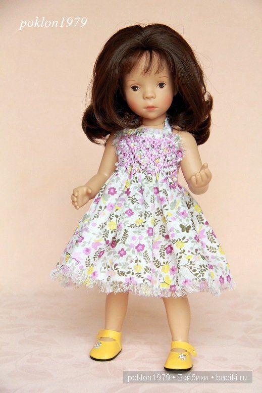 Добрый доктор Окулист! Игровые куклы Petitcollin. Minouche 35 см / Куклы Sylvia Natterer, Minouche и другие. Kathe Kruse и Petitcollin / Бэйбики. Куклы фото. Одежда для кукол