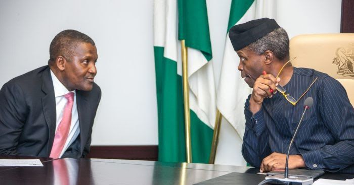 Acting President Yemi Osinbajo has inaugurated the board of the Nigerian Industrial Policy and Competitiveness Advisory Council.  The 36-member Council to be chaired by Mr. Osinbajo himself comprises representatives of the public and private sectors as well as a seven-member Technical Committee.  The Council which is to device and supervise policies that will speed up Nigerias industrialisation bid was inaugurated at the presidential villa in Abuja on Tuesday.  BELOW IS THE FULL LIST OF…