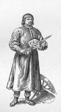 Piast Kołodziej (Piast the Wheelwright).