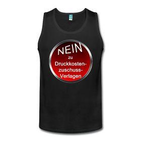 Herren-Tanktop, 5 Farben, S - 5XL | Spreadshirt  http://nein-zu-dkzv.spreadshirt.de/customize/noCache/1