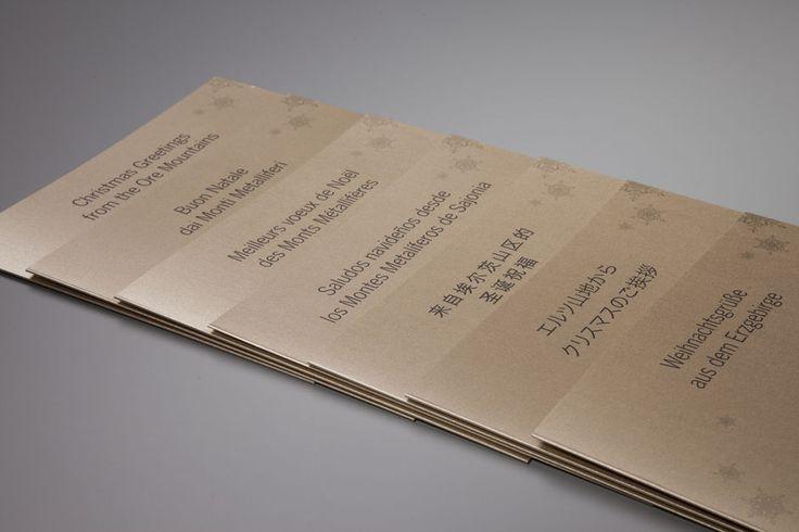 ATMO Designstudio - Festkarte - A. Lange & Söhne