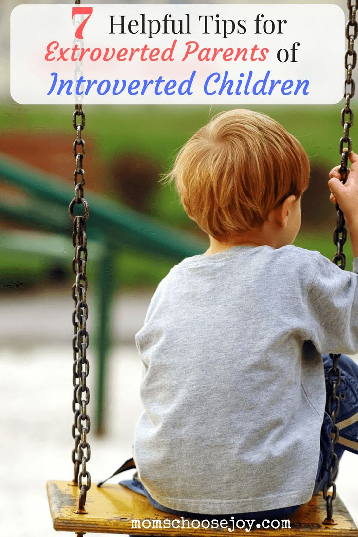 Are you an extroverted parent raising an introverted child? This helpful article, written from the perspective of an introvert, is filled with practical advice so you can better love your quiet child.