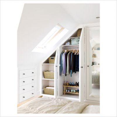 closet attic - Google leit