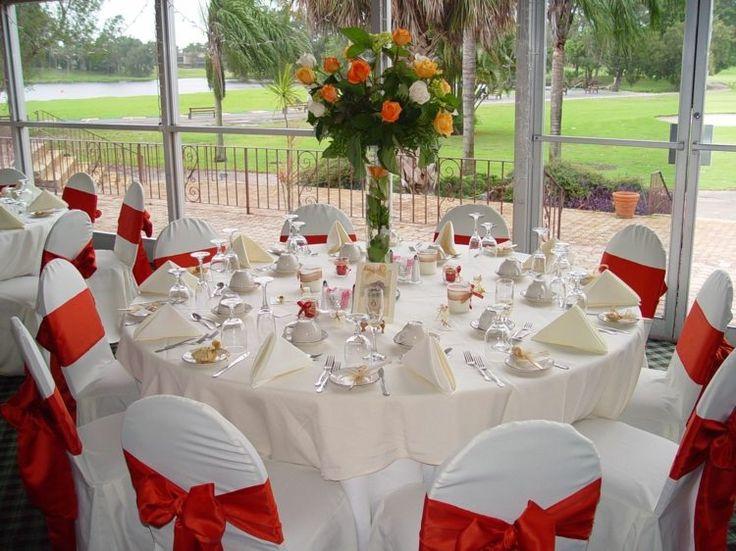 Decoration Table Pour Invites #12: Best 25+ Wedding Chair Decorations Ideas On Pinterest | Wedding Chair  Covers, Chair Decoration Wedding And Simple Wedding Decorations