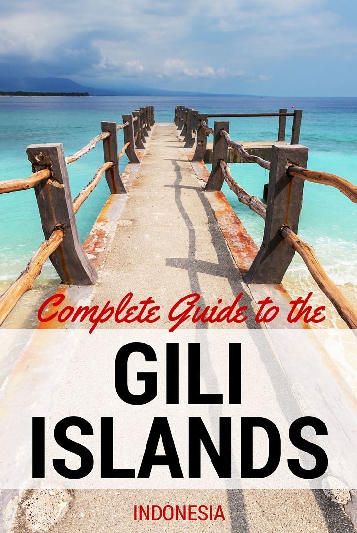 Our complete guide to things to do in the Gili Islands and Gili Trawangan…