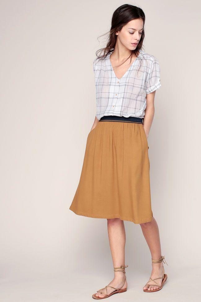17 meilleures id es propos de jupe fluide sur pinterest jupes mi longues longues jupes d. Black Bedroom Furniture Sets. Home Design Ideas