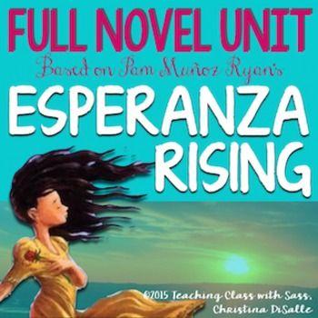 Esperanza Rising | Complete Novel Unit | Common Core Aligned
