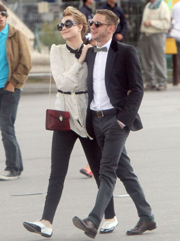 エヴァン・レイチェル・ウッド(Evan Rachel Wood)&ジェイミー・ベル(Jamie Bell)が婚約