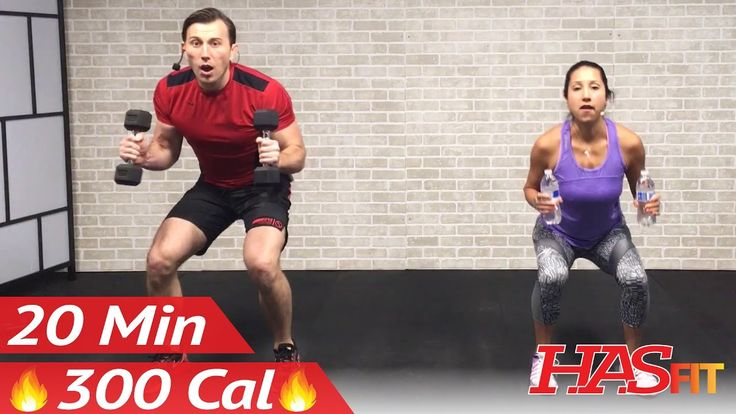 20 Min Cardio Abs Workout without Equipment - Home HIIT Abs High Intensi...