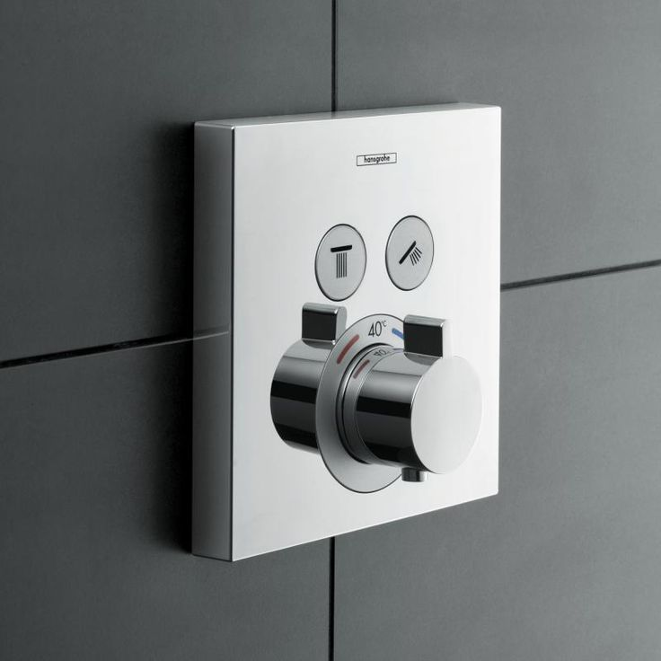 Hansgrohe Showerselect Thermostat Unterputz Für 2